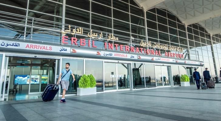 مطار أربيل - أرشيفية