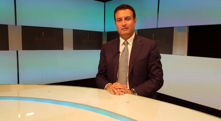 ئيس اللجنة المالية النيابية النائب احمد الصفدي