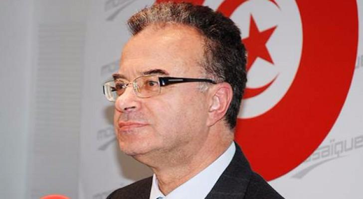 وزير الصحة التونسي سليم شاكر