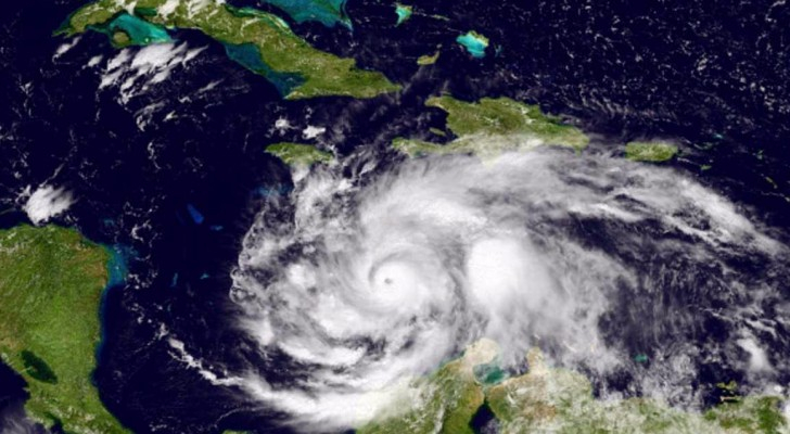 الإعصار يقترب من أوروبا
