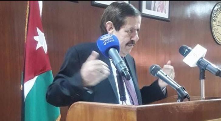 رئيس مجمع اللغة العربية الاردني خالد الكركي