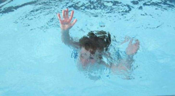 غرق طفل - ارشيفية