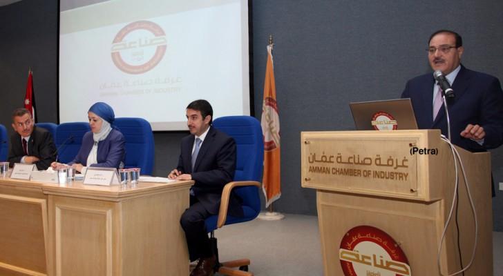 وزير التعليم العالي والبحث العلمي الدكتور عادل الطويسي