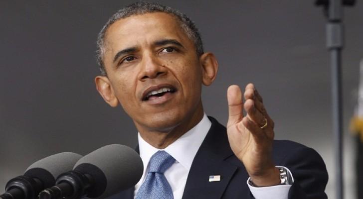 الرئيس الأمريكي السابق اوباما