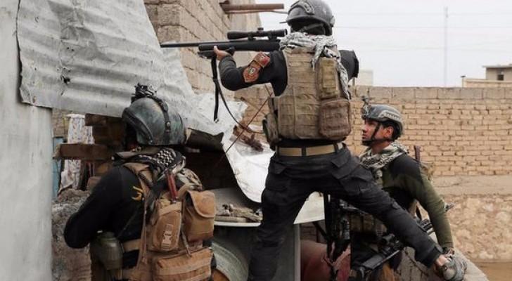 عناصر من القوات الخاصة العراقية - ارشيفية