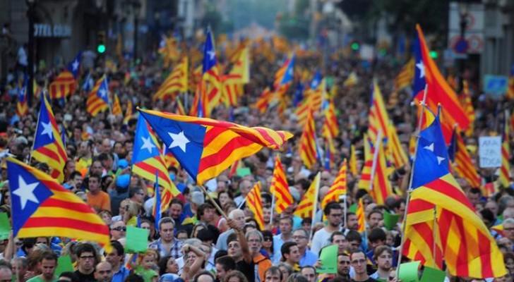 استقلال كتالونيا - ارشيفية