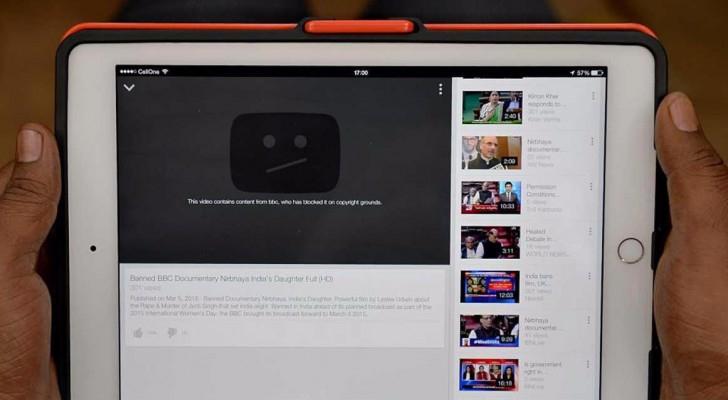 """يوتيوب تمنع """"الإرهابيين"""" من استخدامه"""