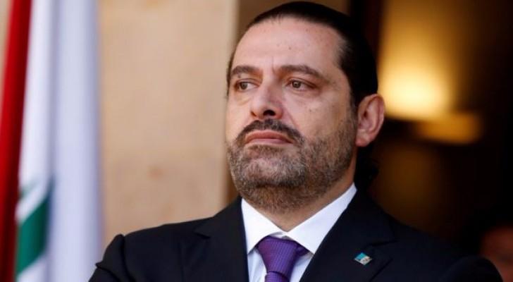 رئيس الحكومة اللبنانية المستقيل سعد الحريري