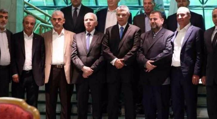 حماس تعلن عن وفدها لحوارات القاهرة