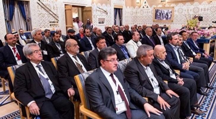 قوى المعارضة السورية في الرياض
