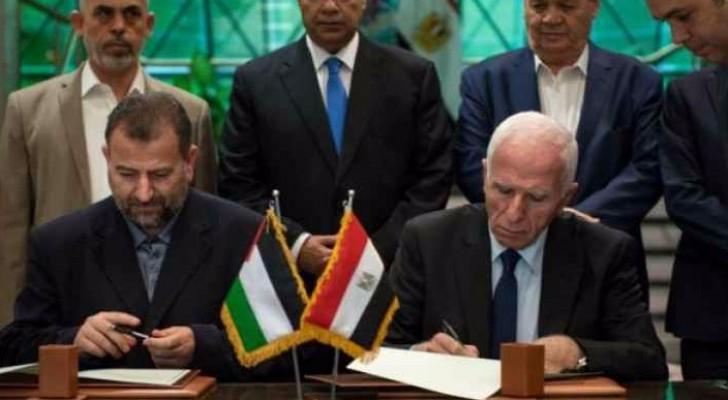 هل نجح اتفاق المصالحة الفلسطينية؟