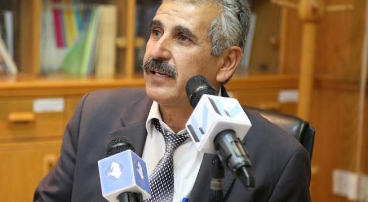 المهندس عمر طاهات- أرشيفية