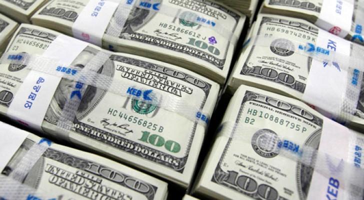 عملة ورقية من فئة الدولار