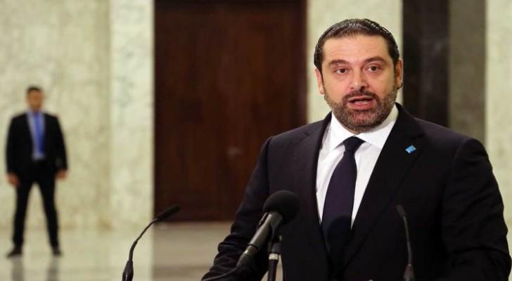 رئيس الوزراء اللبناني سعد الحريري