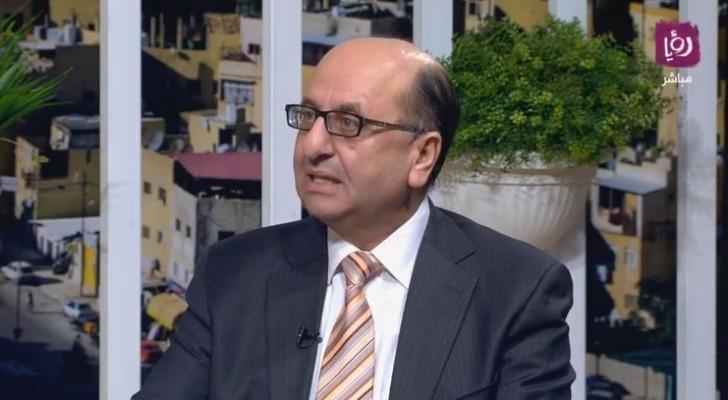 وزير الإعلام سميح المعايطة