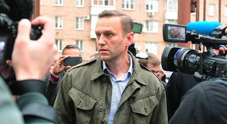 المعارض الروسي اليكسي نافالني