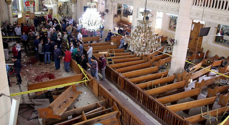 استهداف الكنائس في مصر متواصل