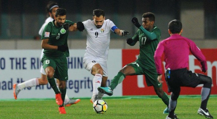 إيقاف بهاء فيصل لمباراتين في كأس أسيا