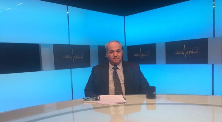 مدير عام دائرة ضريبة الدخل والمبيعات بشار صابر