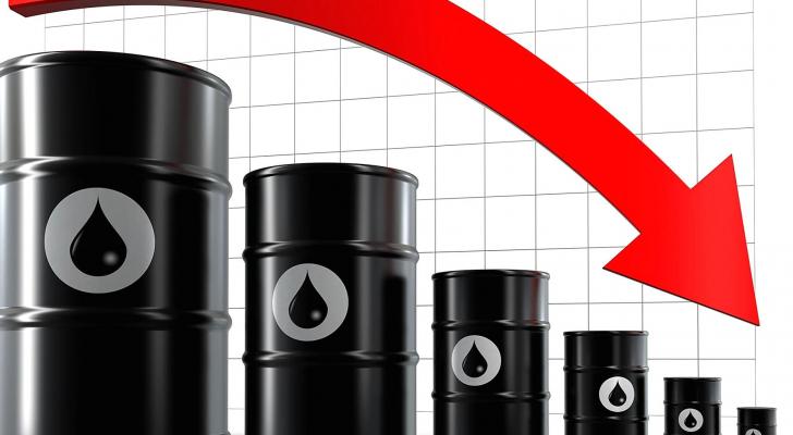 تراجع أسبوعي لأسعار النفط بمعدل 2 %