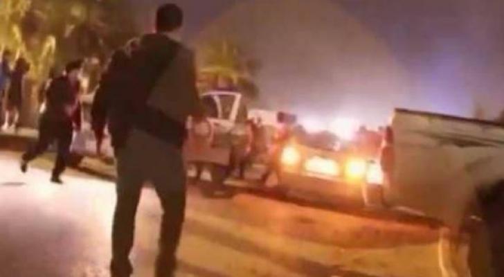 22 قتيلا على الاقل في انفجار سيارتين مفخختين في بنغازي