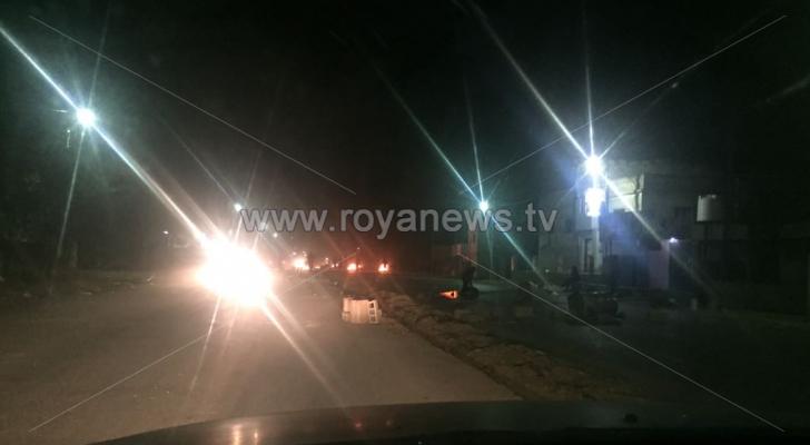 الأمن يسيطر على أعمال شغب بعد مقتل خمسينية في الشونة الشمالية