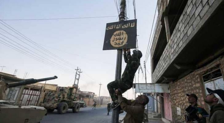 عدد من مقاتلي داعش سلموا أنفسهم