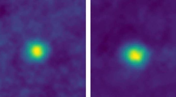 الصورة أخذت على بعد 3.79 مليار ميل عن الأرض
