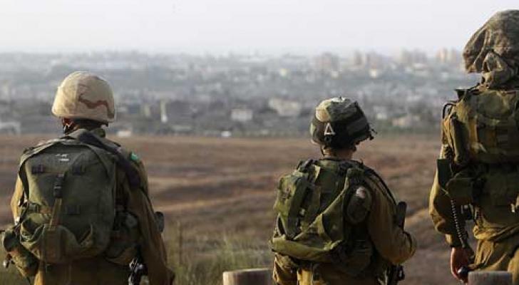 صورة لجيش الاحتلال - ارشيفية