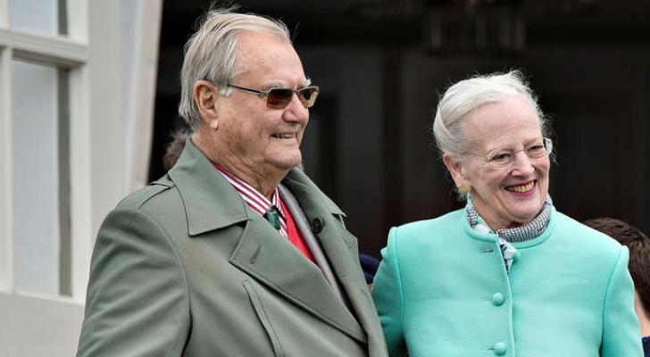 الأمير هنريك زوج ملكة الدنمارك