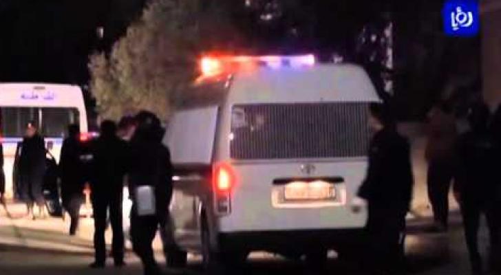 اصابة 3 اشخاص في مشاجرة جماعية باربد- ارشيفية