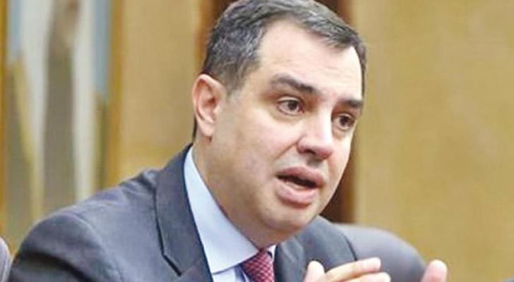 وزير التخطيط عماد فاخوري