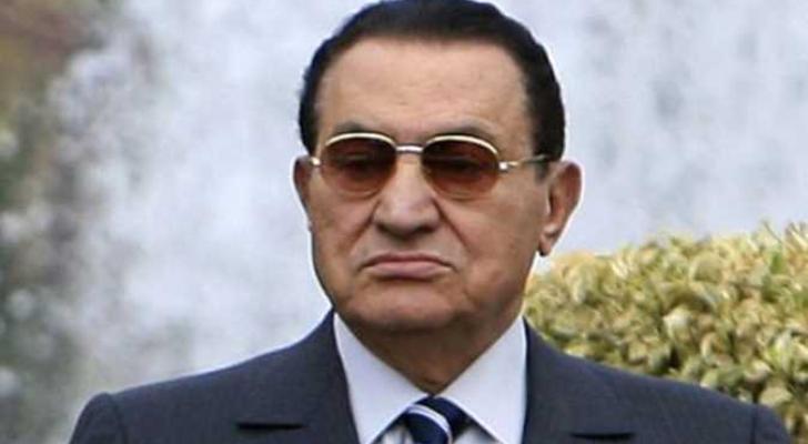 حسني مبارك - ارشيفية