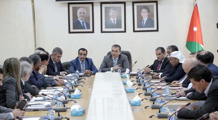 لجنة الطاقة النيابية