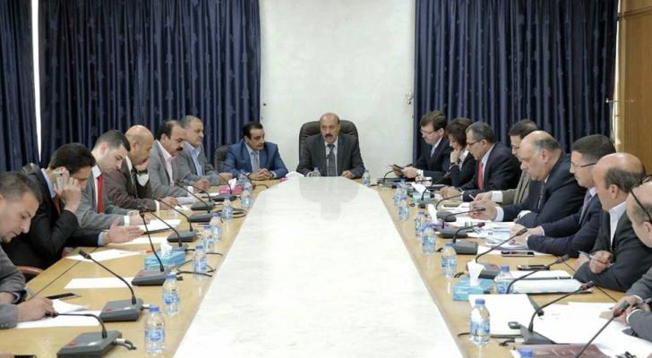اللجنة الادارية النيابية