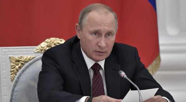 الرئيس الروسي فلاديمير بوتين - ارشيفية