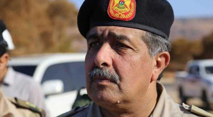 نجاة رئيس أركان الجيش الليبي من محاولة اغتيال