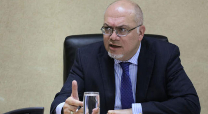 وزير الاشغال العامة والاسكان سامي هلسه - ارشيفية