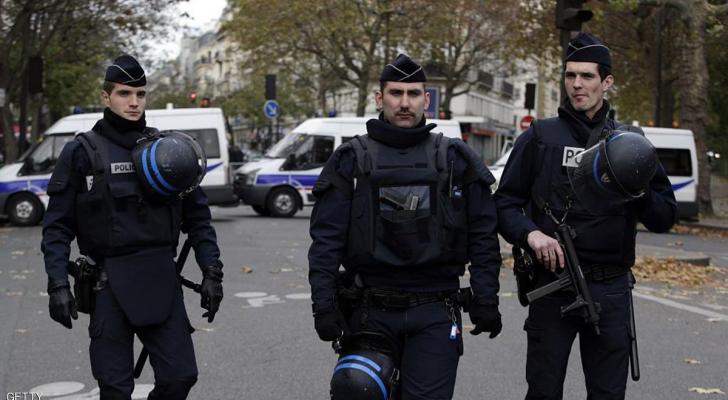 الشرطة الفرنسية - ارشيفية