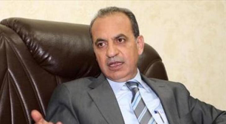 وزير الشؤون البلدية والنقل المهندس وليد المصري
