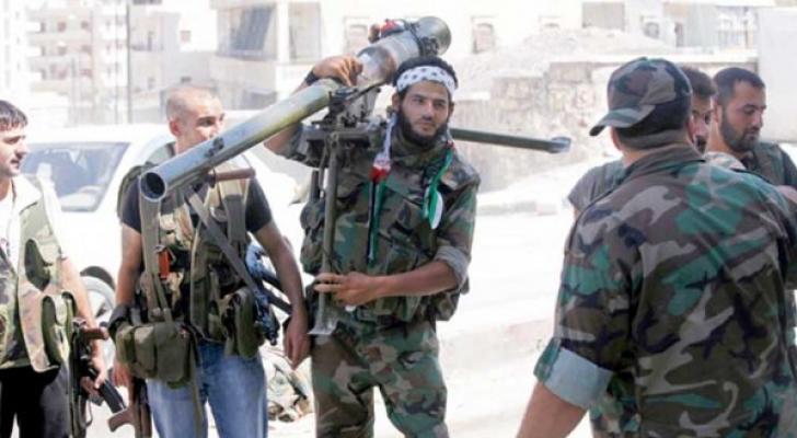 المعارضة السورية - ارشيفية
