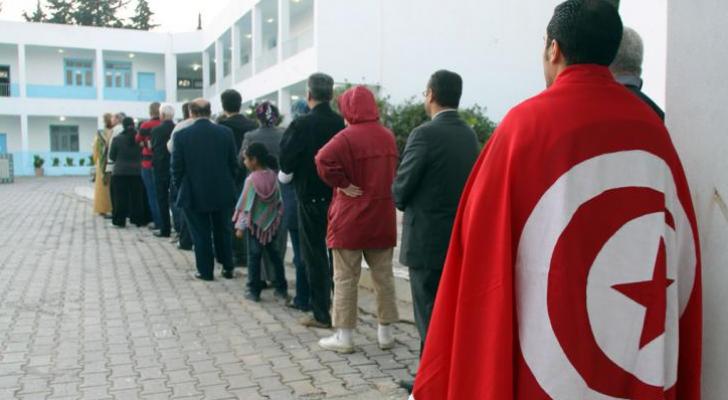 الانتخابات التونسية - ارشيفية