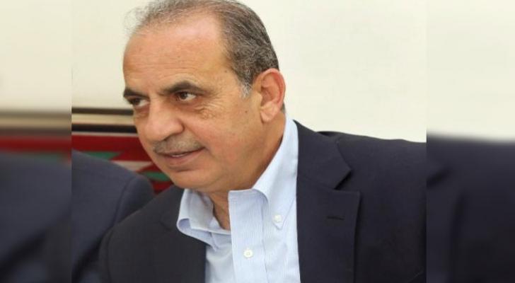 وزير الشؤون البلدية المهندس وليد المصري