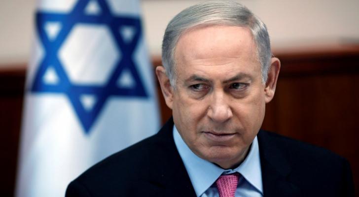 رئيس الوزراء الاحتلال بنيامين نتانياهو