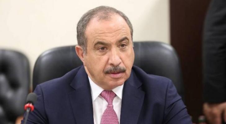 مدير عام هيئة تنظيم النقل البري صلاح اللوزي - ارشيفية