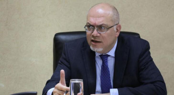 وزير الأشغال العامة والإسكان المهندس سامي هلسه
