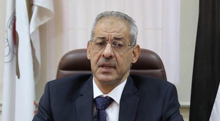 رئيس مجلس النقباء نقيب الاطباء الدكتور علي العبوس