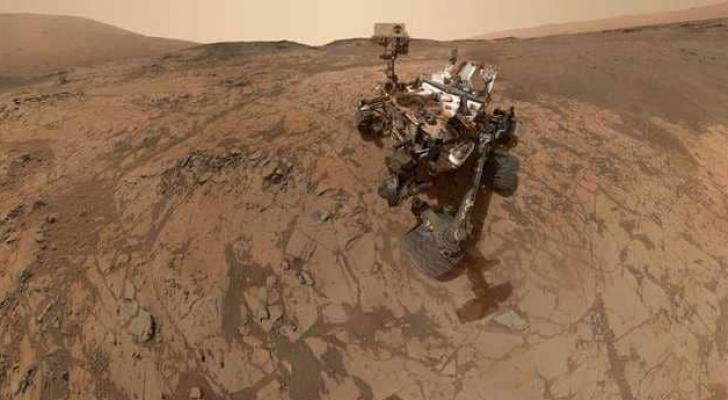 المواد العضوية وجدت فوق رواسب صخرية عمرها 3.5 مليار عام