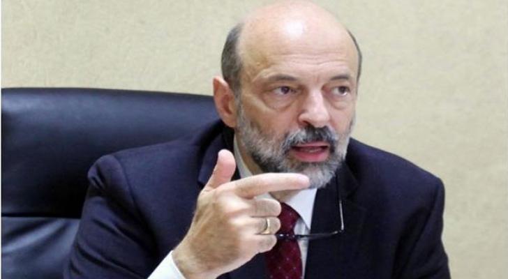 رئيس الوزراء المكلف الدكتور عمر الرزاز