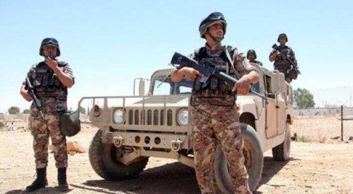 قوات حرس الحدود تحبط محاولة تسلل شخصين للإنضام لداعش